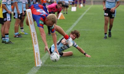 Knights Junior Rep Results Good starts roll on for two of our teams (Photo : Steve Montgomery Sports Photography)