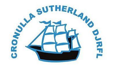 Cronulla-Sutherland District Junior Rugby League logo
