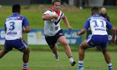 HMC Roosters v Bulldogs Rnd 2 (Photo : Bryden Sharp bsphotos.com.au)