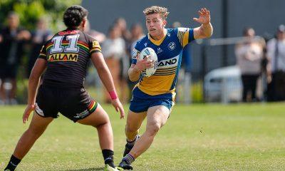 Eels' Harold Matthews win through to grand final (Photo Bryden Sharp bsphotos.com.au)