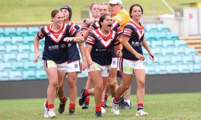 2021 NSWRL Tarsha Gale Cup Preliminary Final Draw (Photo : Steve Montgomery)