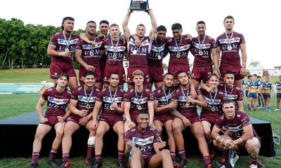Manly SeaEagles are the 2021 Harold Matthews Cup Champions (Photo : Bryden Sharp bsphotos.com.au)