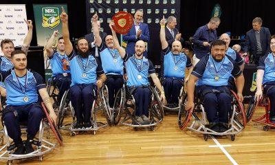 NSW blues 2019 State of Origin Champions (Photo : Steve Montgomery)