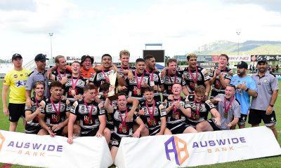 Tweed SeaGulls Mal Meninga Cup team win back to back Titles (Photo : Ian Hitchcock / QRL)