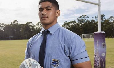 Alex Leapai Jnr At age 15 and standing over six-feet tall, the 120-kilogram Samoan powerhouse has the world at his feet
