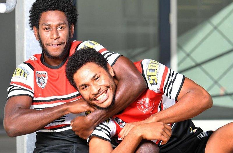 Australian Schoolboys merit team 2021