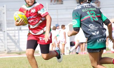 Rugby League tournament: more than 900 children have made their comeback