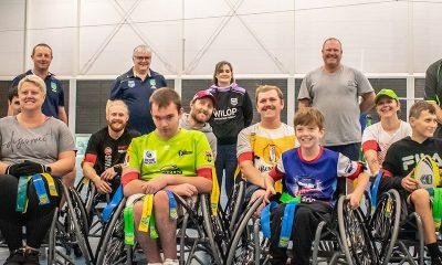 CRRL announce Wheelchair Rugby League Strategic Plan