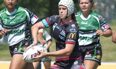 Queensland Under 17 Country playmaker Emily Bella 'What a weapon!' - Emily Bella