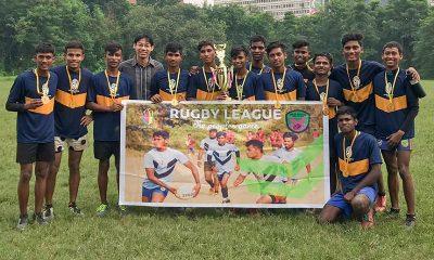 Junior Rugby League returns in India