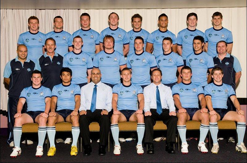 The 2011 NSWRL Under 18's (Photo : NSWRL)