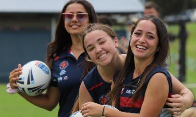 Sydney Roosters Tarsha Gale Cup 2022 Summer Squad Announced (Photo : Steve Montgomery)