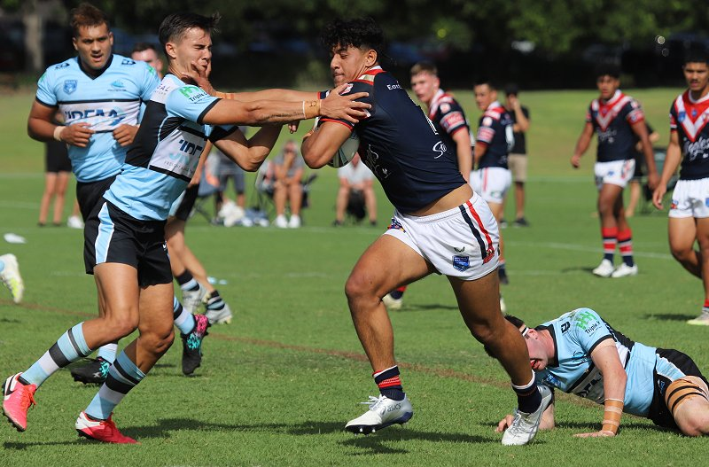 The Sydney Roosters are proud to announce the 2022 SG Ball Under 19s Summer Squad (Photo : Steve Montgomery)
