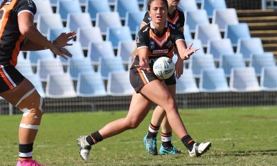 Wests Tigers confirm 2022 Harvey Norman NSW Women's Premiership squad (Photo : Steve Montgomery)